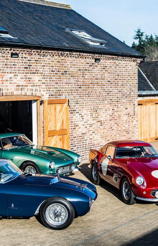 The Ferrari Specialists - Acquisition Consultancy