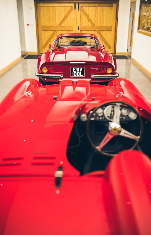 The Ferrari Specialists - Classic Model Servicing