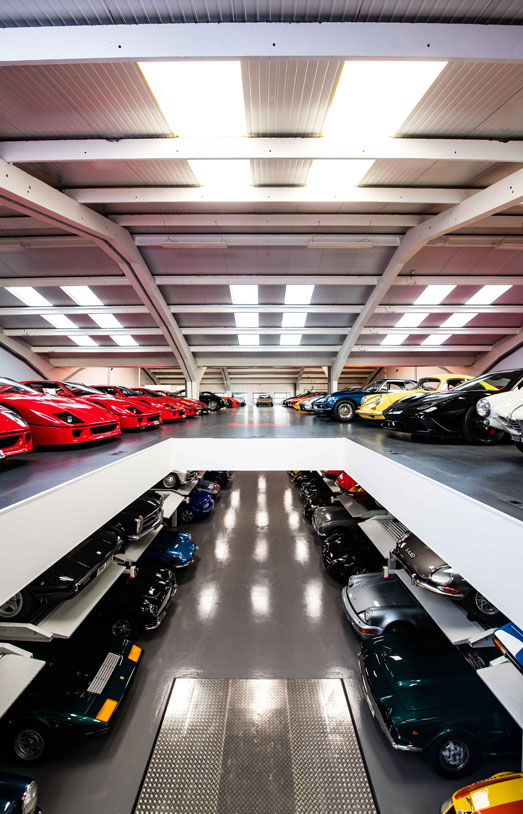 The Ferrari Specialists - Location For Hire