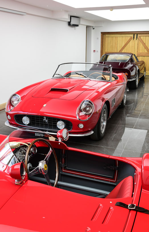 The Ferrari Specialists - The Showrooms