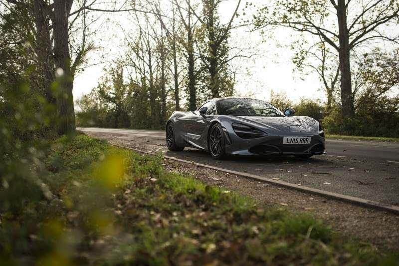 A day with the McLaren 720S