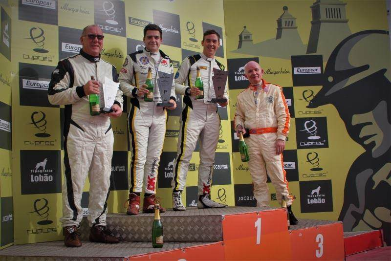 Double Win for DK at the 2019 Algarve Classic Festival