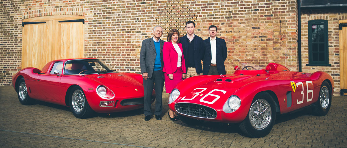 Our Team - The Ferrari Specialists