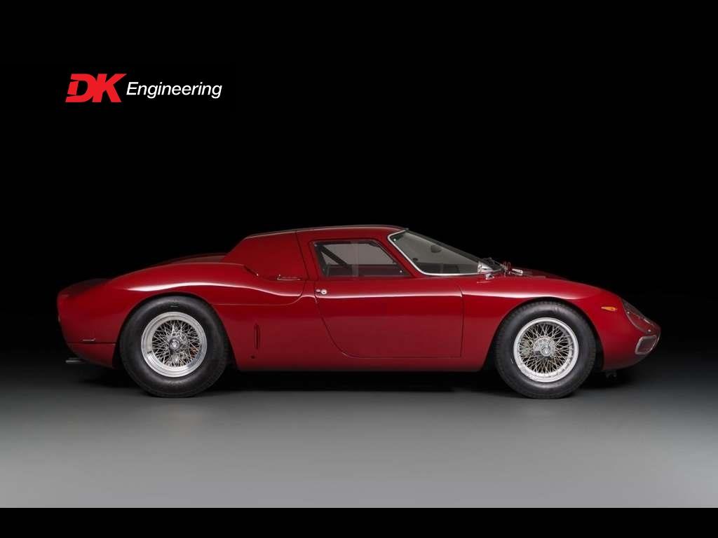 Ferrari 250 Lm Restoration Dk Engineering