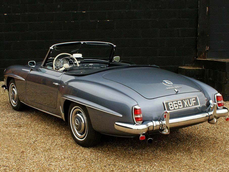 mercedes 190 sl for sale vehicle sales dk engineering. Black Bedroom Furniture Sets. Home Design Ideas