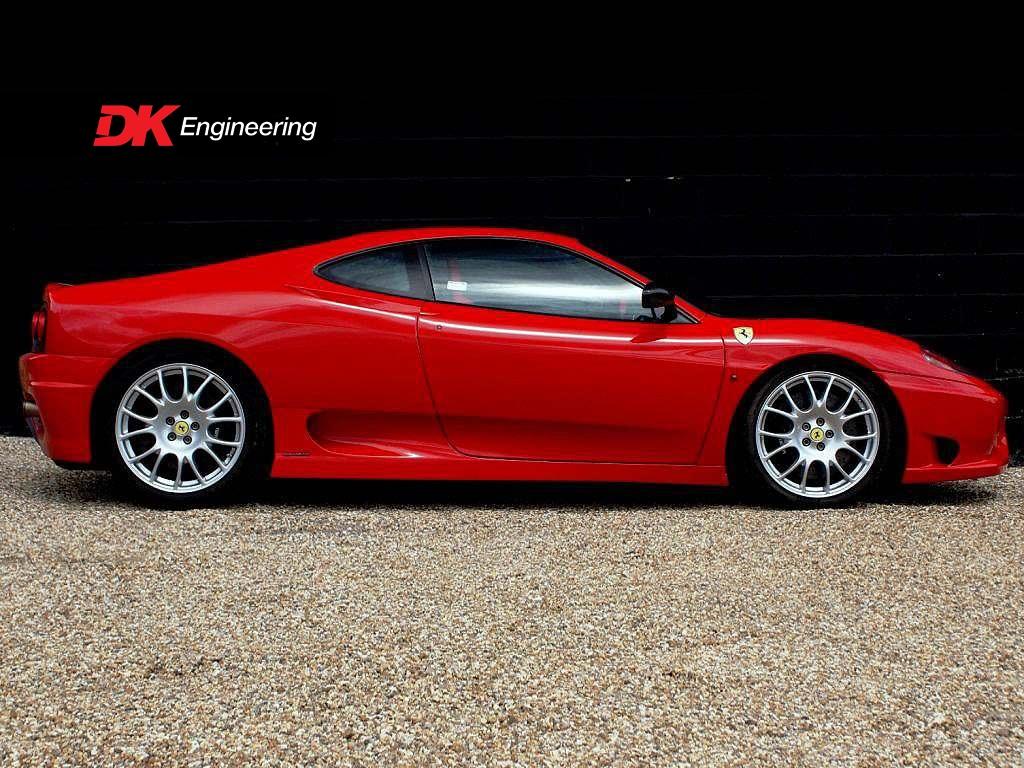 Vehicle Archive Ferrari 360 Cs Vehicle Sales Dk