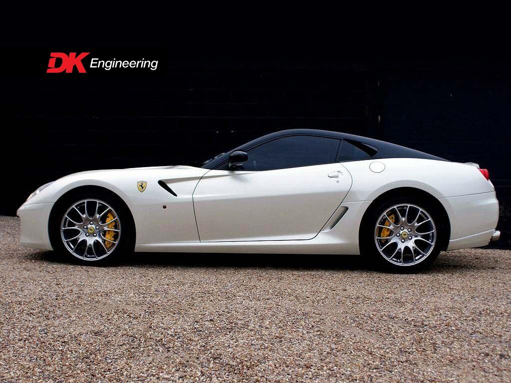 Ferrari 599 GTB ? Ferrari 599