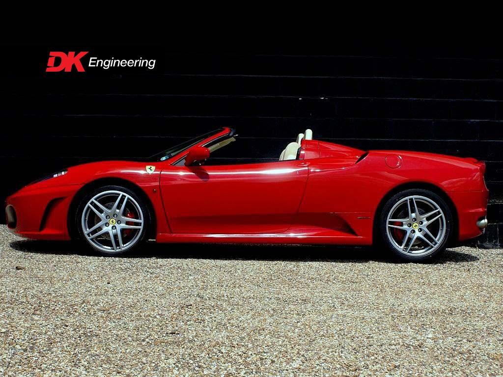 Ferrari F430 Spider · Ferrari