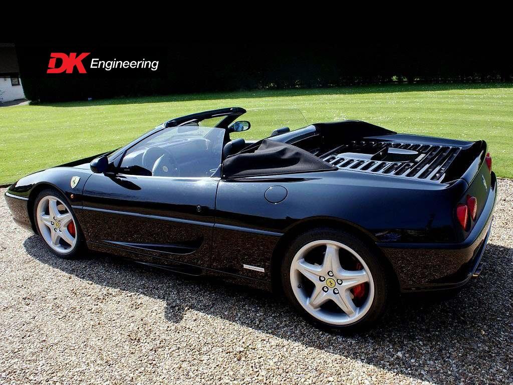 Vehicle Archive Ferrari F355 Spider Vehicle Sales Dk