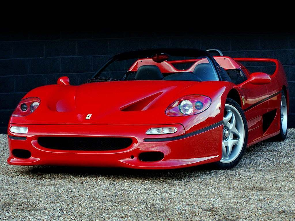 Vehicle Archive Ferrari F50 Vehicle Sales Dk Engineering