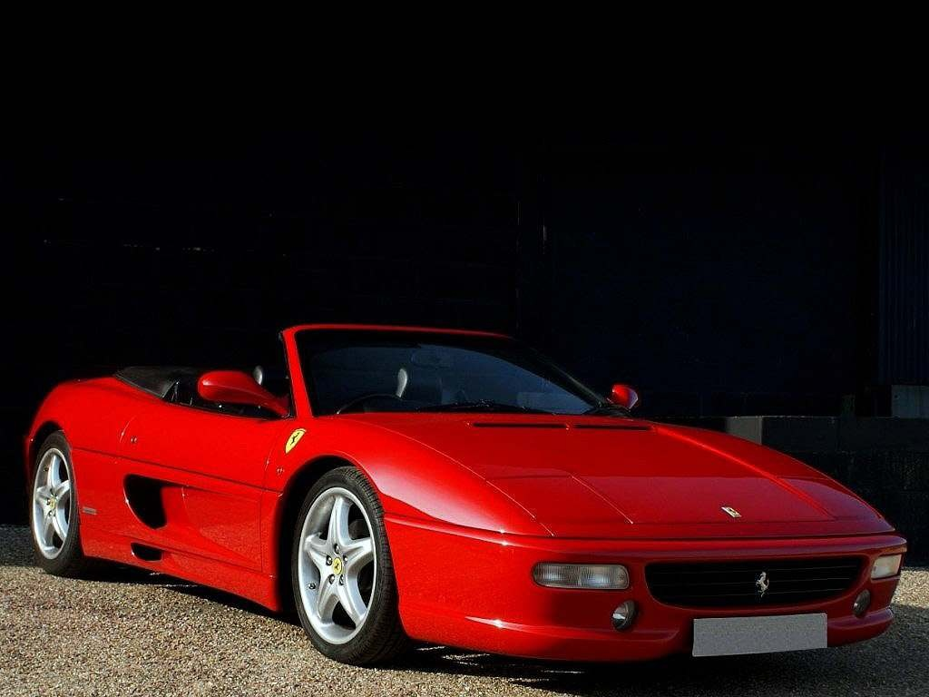 ferrari f355 spider wallpaper - photo #16