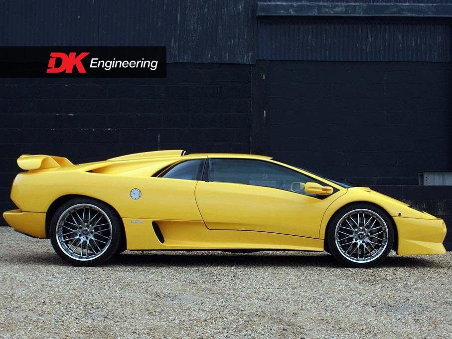 Vehicle Archive Lamborghini Diablo Sv Vehicle Sales Dk Engineering