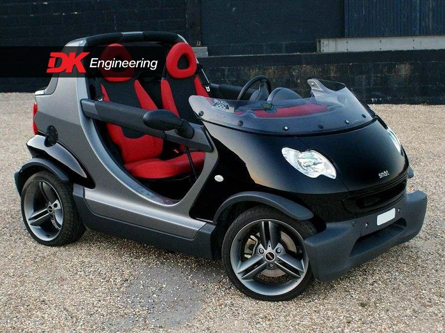 Vehicle Archive Prestige Cars Smart Crossblade