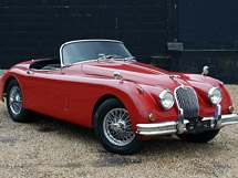 Jaguar XK150 Roadster SE