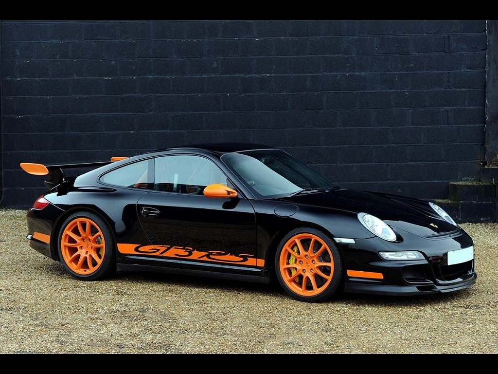 Porsche 911 GT3 RS on Fifth