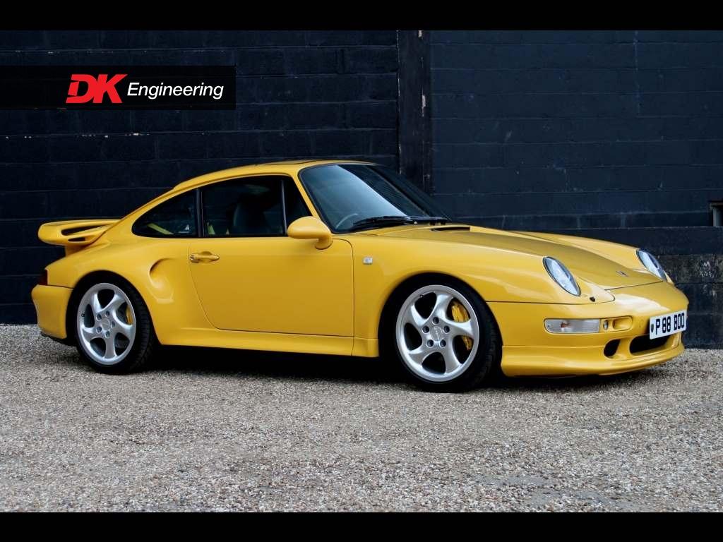 Vehicle Archive Porsche 993 Turbo S Vehicle Sales Dk
