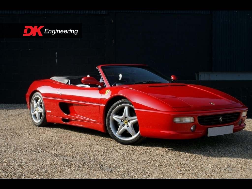 Ferrari 355 Spider F1 For Sale Vehicle Sales Dk