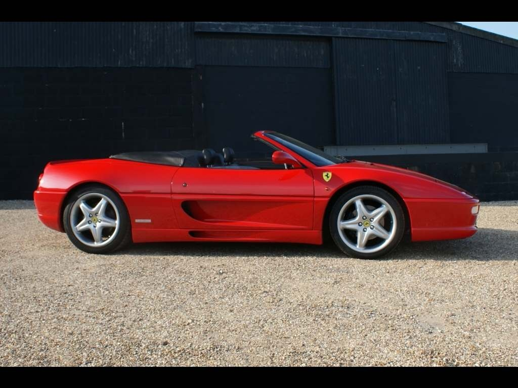 Ferrari 328 For Sale >> Ferrari 355 Spider F1 for sale - Vehicle Sales - DK Engineering