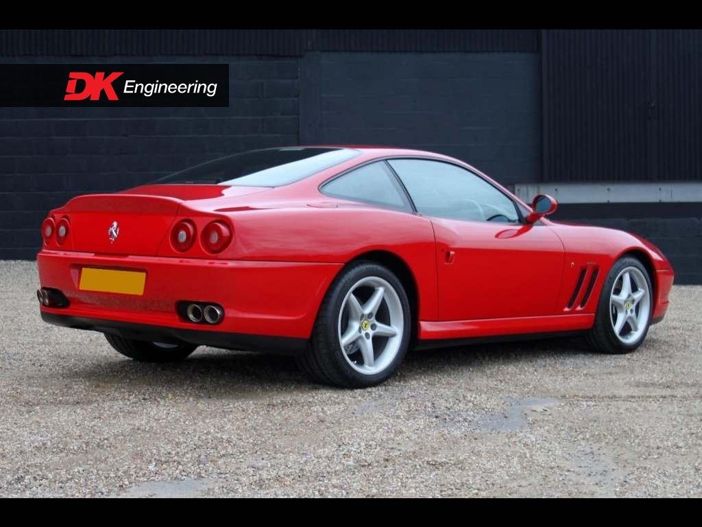 Ferrari 550 Salno Dermon