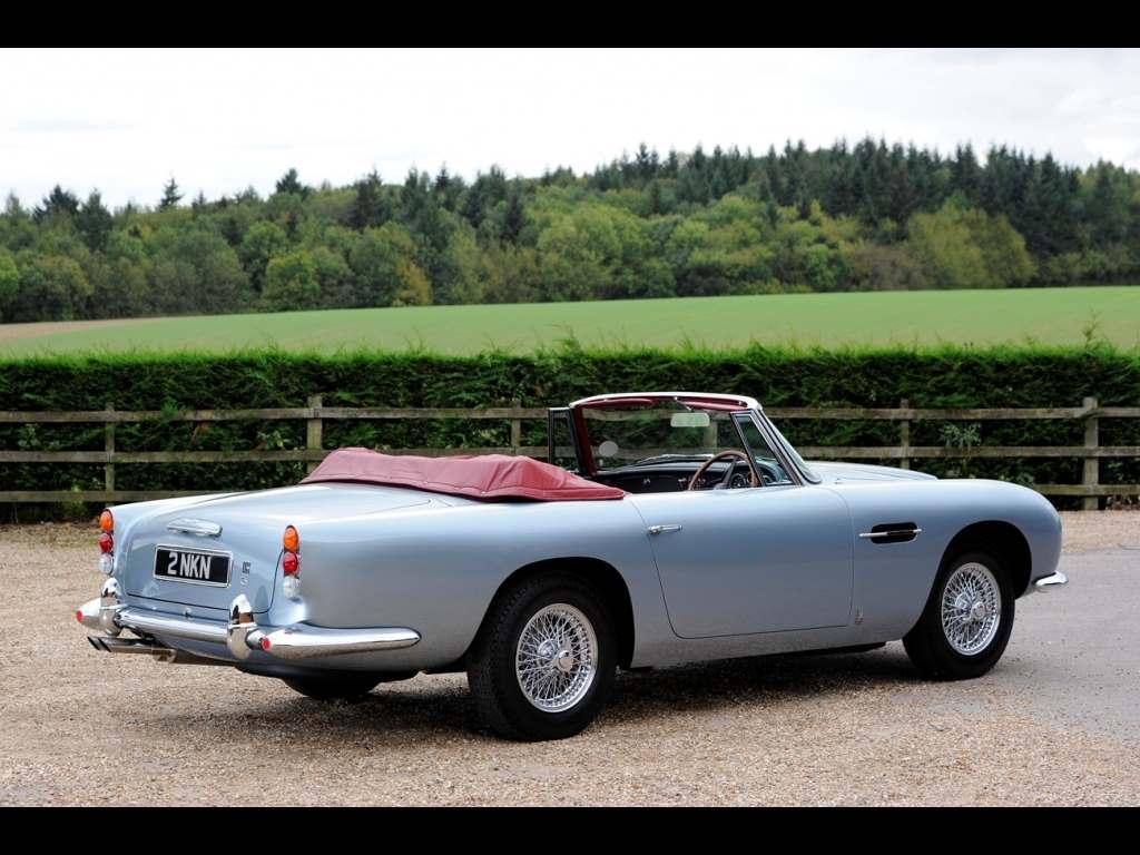 Aston Martin Db5 Convertible For Sale Vehicle Sales Dk Engineering