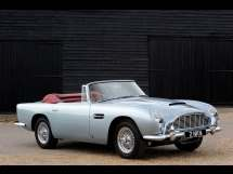 Aston Martin DB5 Convertible.