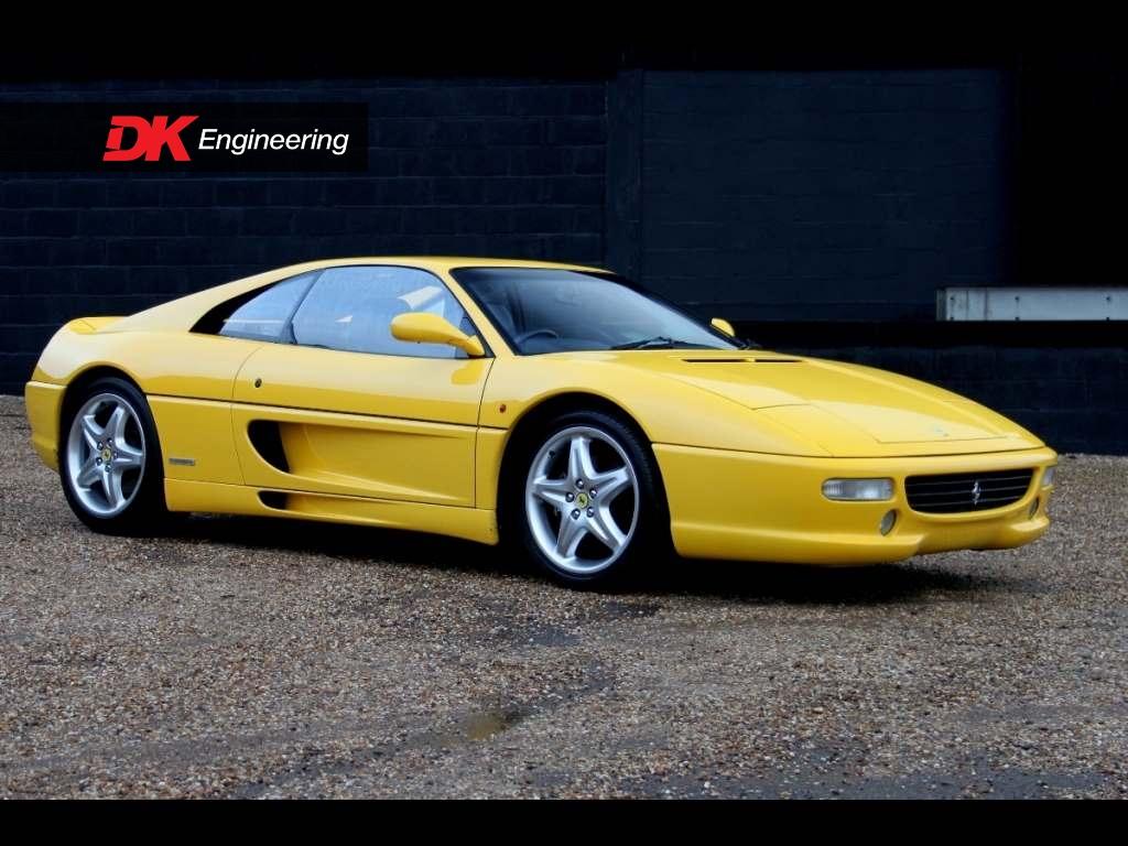 Ferrari 355 Gtb F1 For Sale Vehicle Sales Dk Engineering