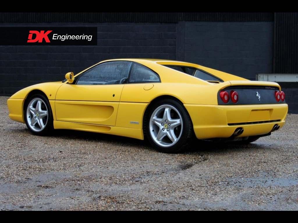 Vehicle Archive Ferrari 355 Gtb F1 Vehicle Sales Dk