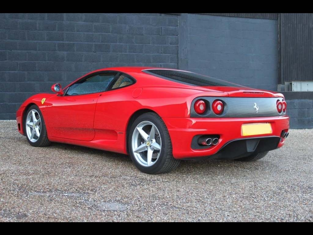 F1 Racing Cars For Sale >> Ferrari 360 Modena F1 for sale - Vehicle Sales - DK Engineering
