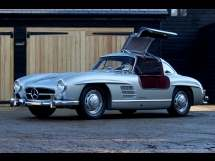 "Mercedes-Benz 300SL Coupe ""Gullwing"""