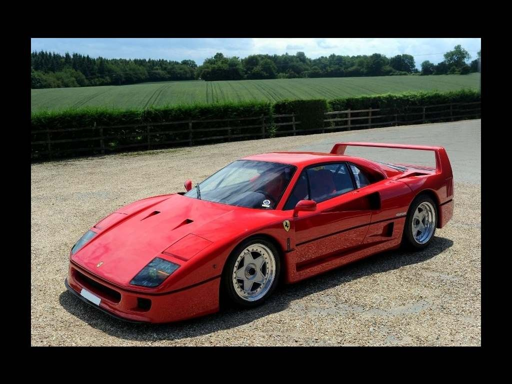 Ferrari F40 For Sale Vehicle Sales Dk Engineering