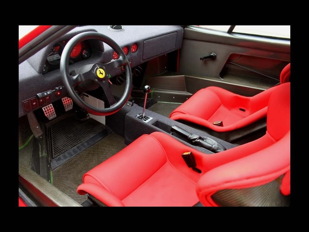 F40 For Sale >> Ferrari F40 for sale - Vehicle Sales - DK Engineering