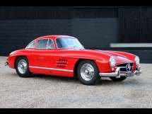 "Mercedes-Benz 300 SL Coupe ""Gullwing"""
