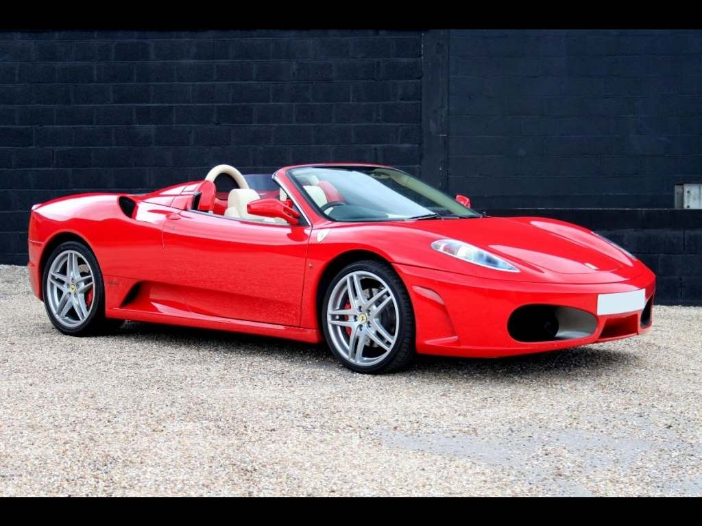Ferrari F430 Spider For Sale Vehicle Sales Dk Engineering