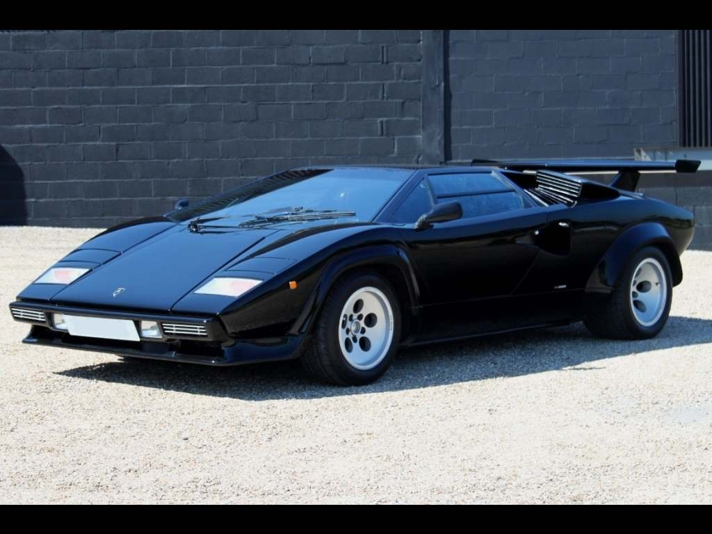 Lamborghini Countach 5000 Qv For Sale
