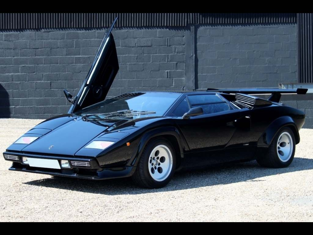 lamborghini countach 5000 qv for sale. Black Bedroom Furniture Sets. Home Design Ideas