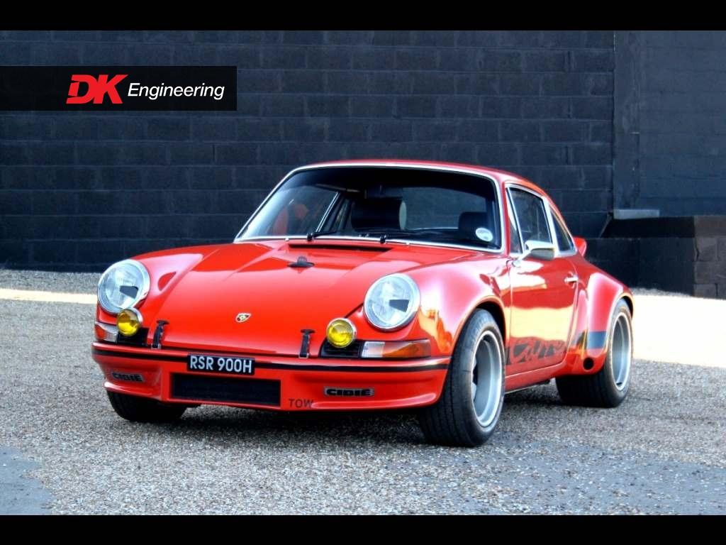 porsche 911 2 8 rsr inspired replica for sale vehicle sales dk engineering. Black Bedroom Furniture Sets. Home Design Ideas