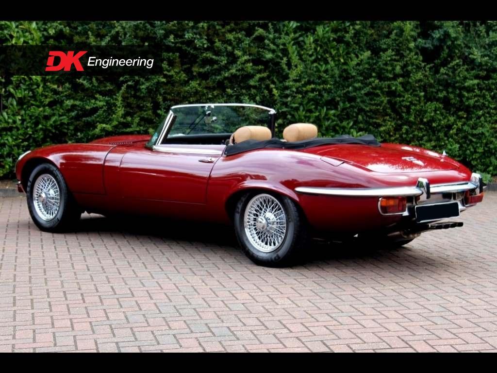 jaguar e type v12 roadster for sale. Black Bedroom Furniture Sets. Home Design Ideas