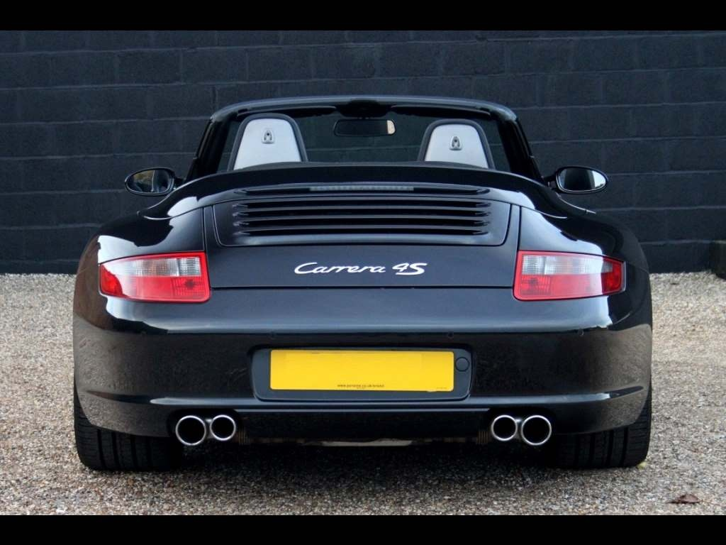 Porsche 997 C4s Cabriolet For Sale Vehicle Sales Dk
