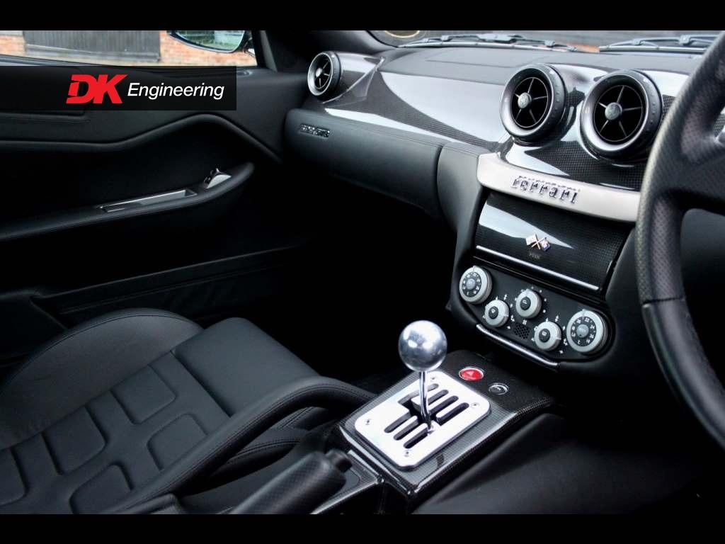 ferrari 599 gto manual