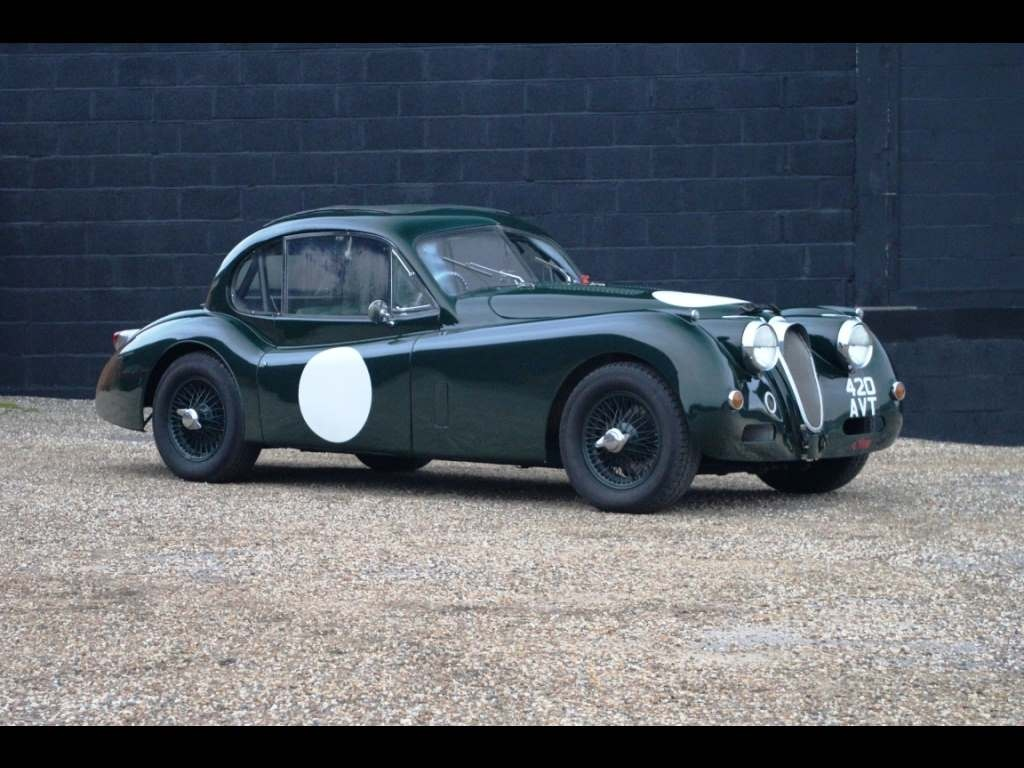 jaguar xk140 fhc for sale - vehicle sales - dk engineering, Wiring diagram