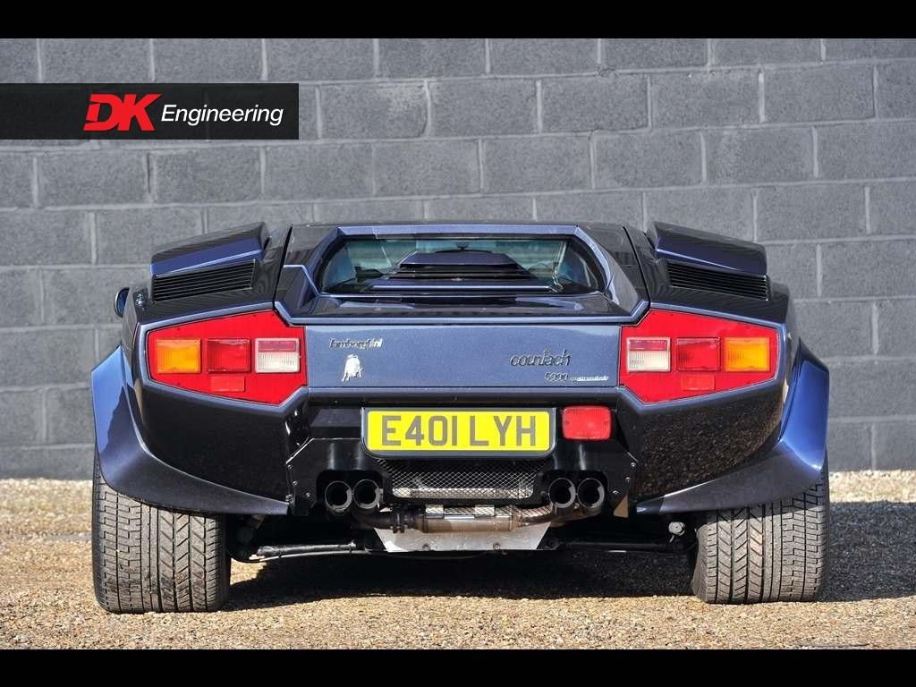 Lamborghini Countach 5000 Qv Quot 88 5 Quot For Sale Vehicle