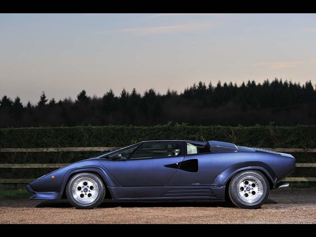 Lamborghini Countach 5000 Qv Quot 88 5 Quot For Sale Vehicle Sales Dk Engineering