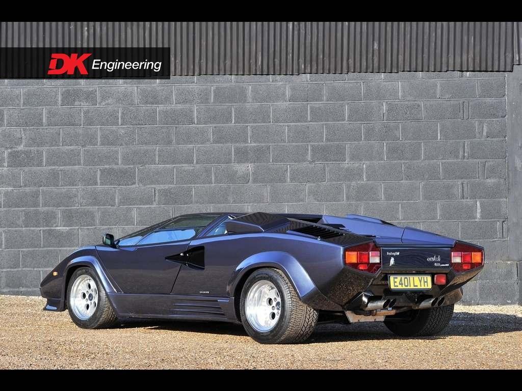 Lamborghini Countach 5000 Qv Quot 88 5 Quot For Sale