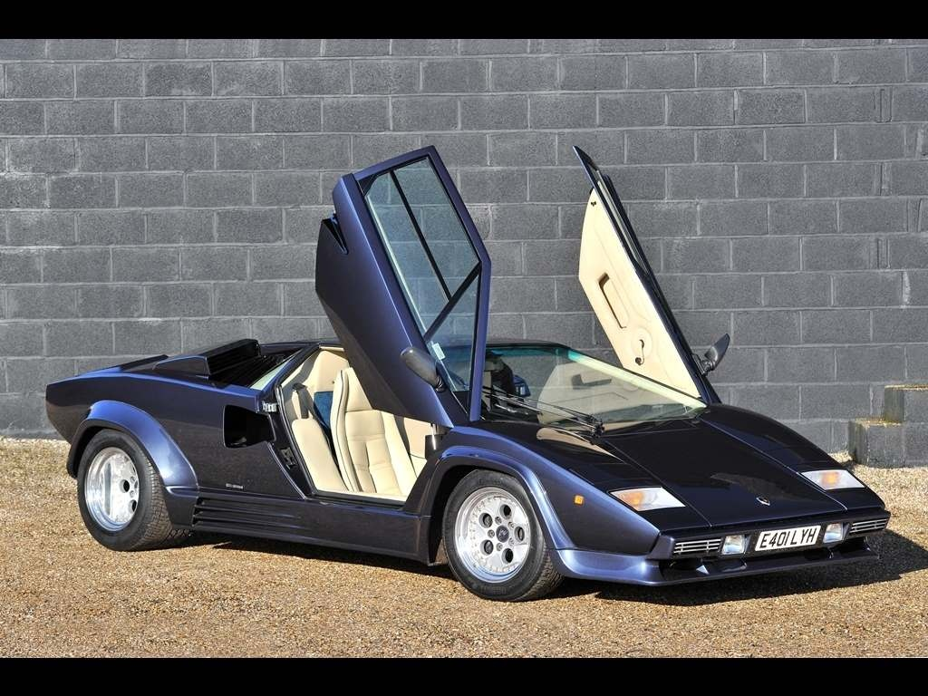 vehicle archive prestige cars lamborghini countach 5000 qv 88 5. Black Bedroom Furniture Sets. Home Design Ideas