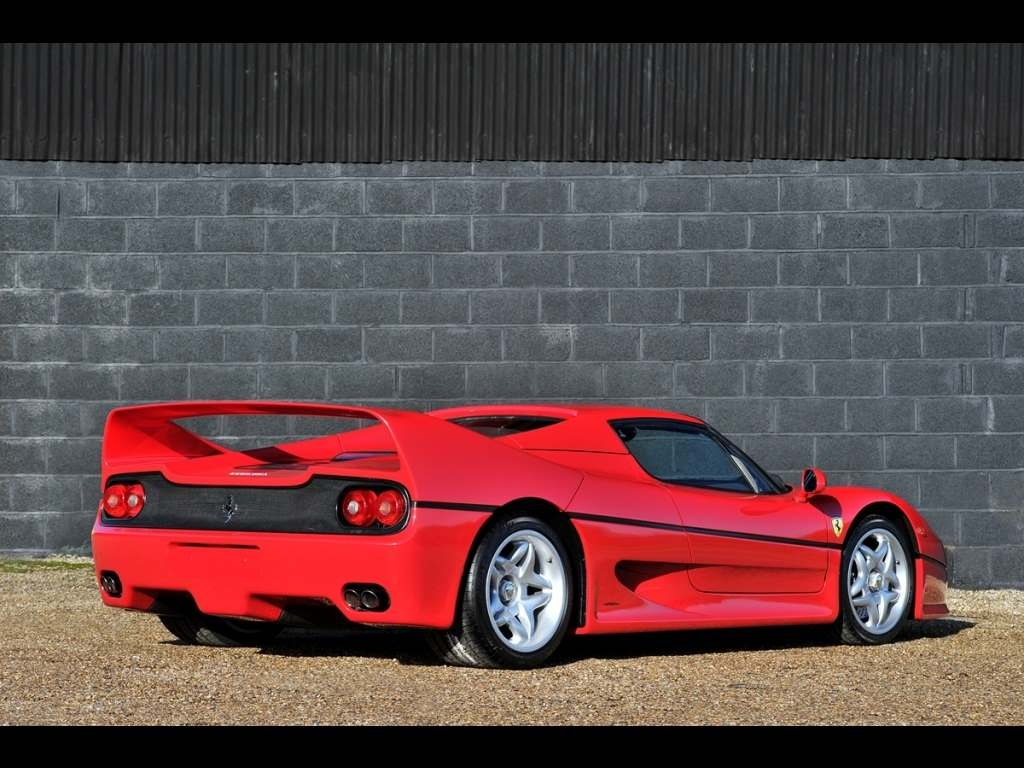 Ferrari F50 For Sale Vehicle Sales Dk Engineering