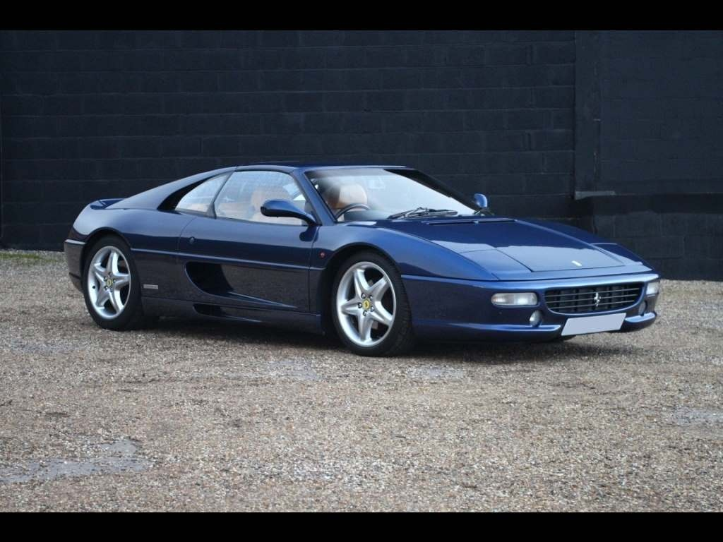 Ferrari 355 Gts For Sale Vehicle Sales Dk Engineering