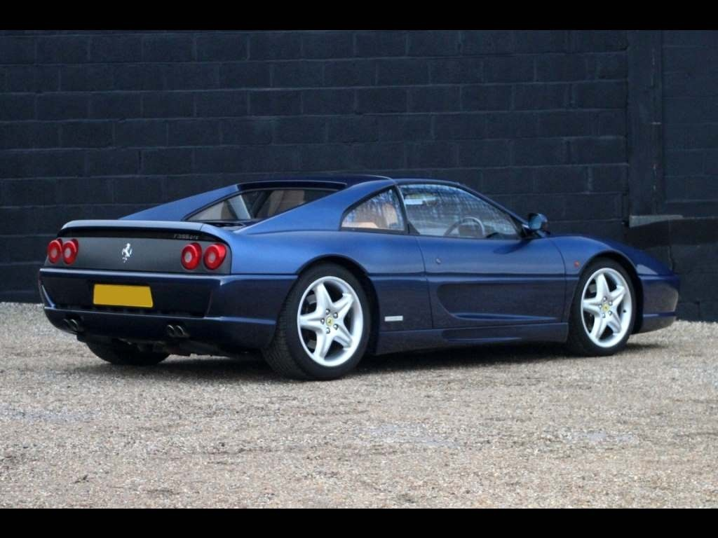 Ferrari 355 Gts For Sale