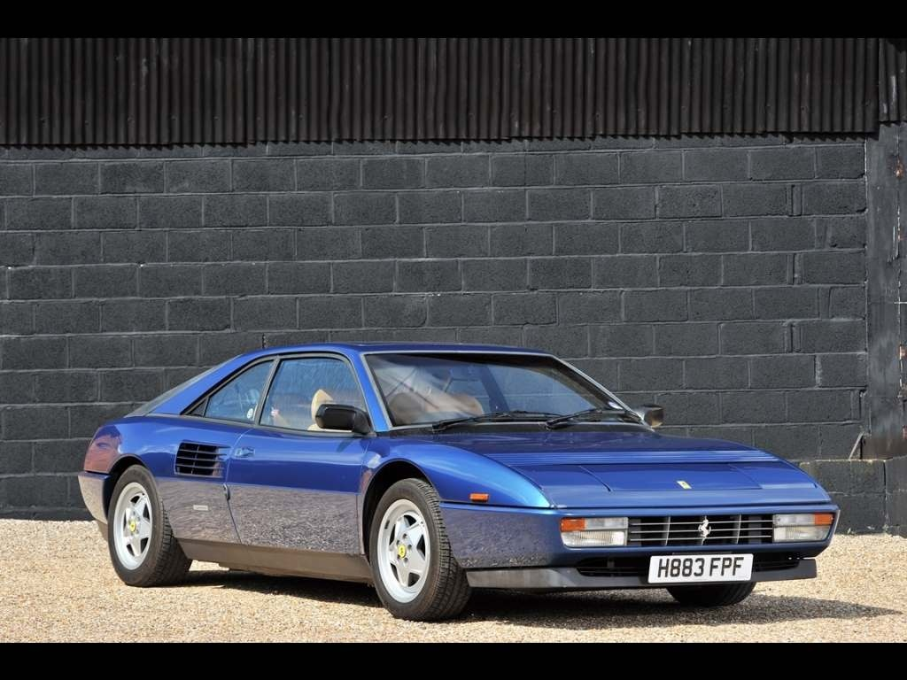 ferrari mondial t for sale. Black Bedroom Furniture Sets. Home Design Ideas