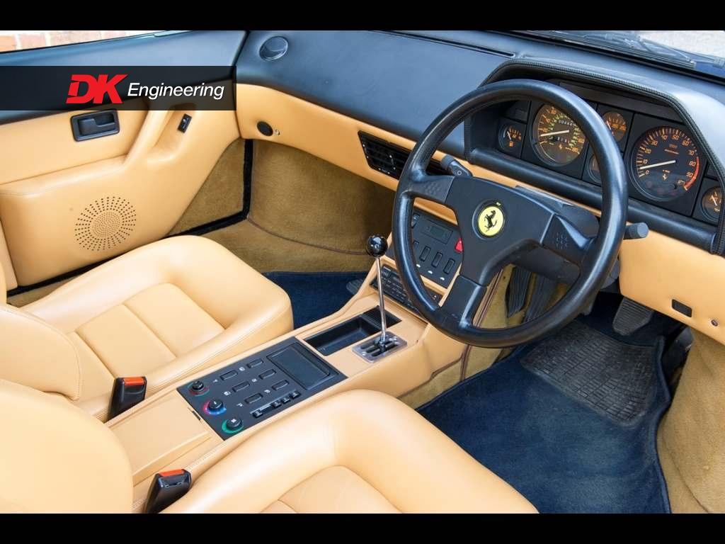 vehicle archive prestige cars ferrari mondial t. Black Bedroom Furniture Sets. Home Design Ideas