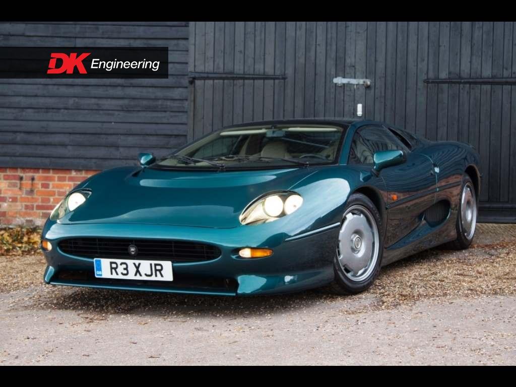 Jaguar Xj220 For Sale Vehicle Sales Dk Engineering
